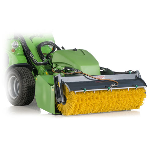 Avant loader bucket broom UK sales