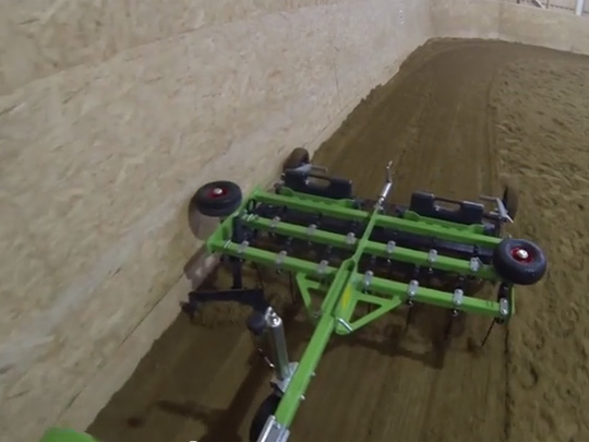 Avant® front loaders - arena leveller, horse arena harrow UK Avant sales