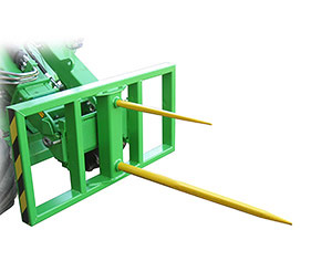 Avant bale fork attachments, Avant bale forks farming attachment with UK delivery