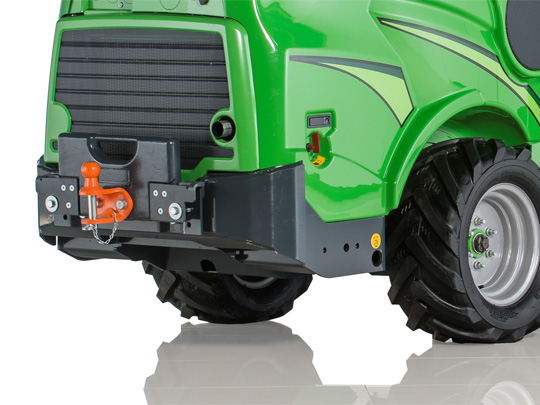 Avant® front loaders - ball hitch UK Avant sales