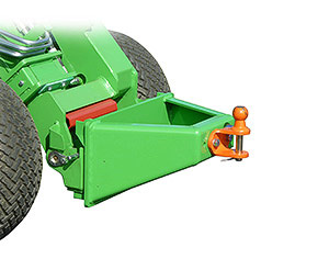 Avant loader ball hitch, Avant riddle bucket attachments with UK delivery