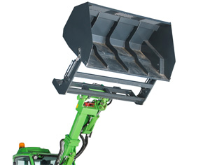 Avant high tip bucket attachments, Avant high tip bucket attachments with UK delivery