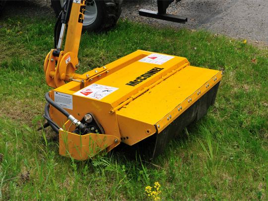 Avant® front loaders - hydraulic boom flail mowers UK Avant sales
