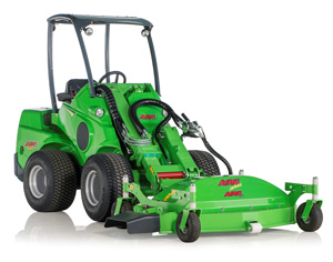 Avant lawnmower 1500 attachments, Avant lawnmowers UK delivery
