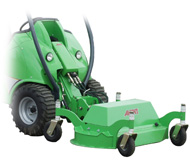 Avant 200 Series attachments - lawnmowers