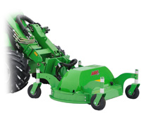 Avant 600 Series attachments - lawnmower