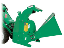 Avant 600 Series attachments - wood chipper