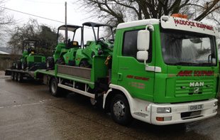 Avant loaders UK sales from Paddock Equipment