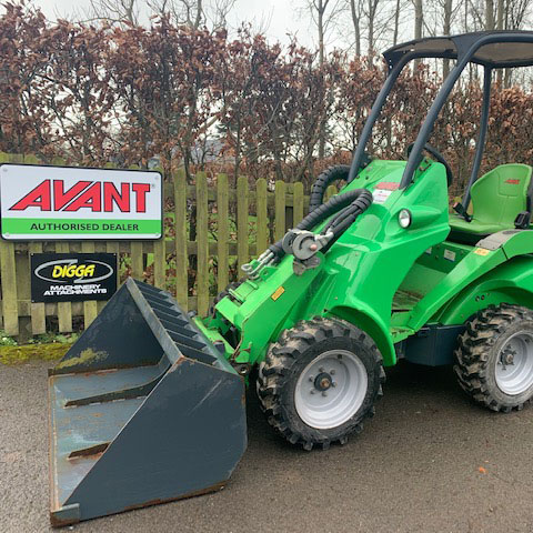 Secondhand used Avants UK delivery